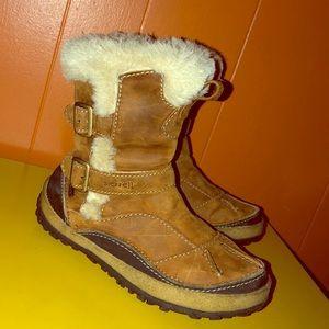 Merrell Tiaga Buckle Waterproof Winter Boots